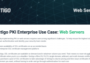 Sectigo PKI Enterprise Use Case: Web Servers